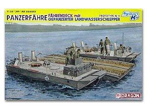 Pantzer Ferry LWS Prototype No.2 & Ferry  (Vista 1)