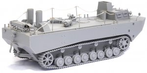 Pantzer Ferry LWS Prototype No.2 & Ferry  (Vista 6)
