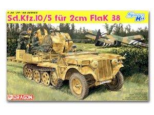 Sd.Kfz.10/5 fur 2cm Flak 38   (Vista 1)