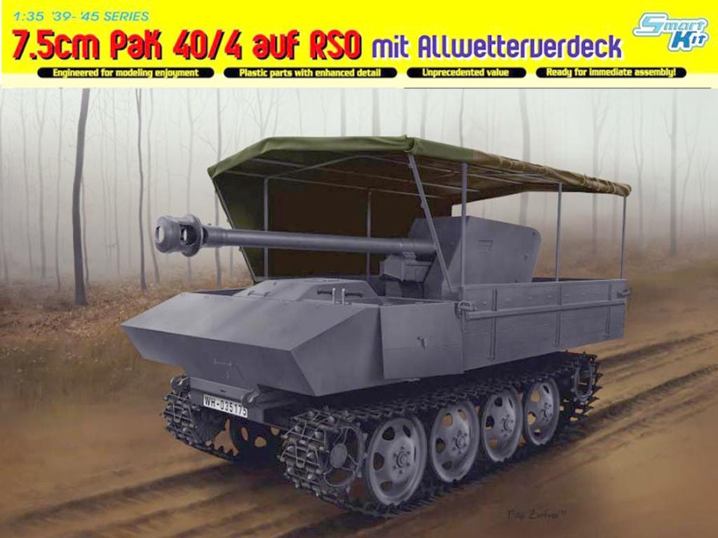 7.5cm Pak 40/4 auf RS0 mit Allwetterverd  (Vista 1)