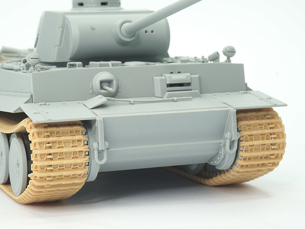 Tiger I Ausf.H2 7.5cm KwK 42  (Vista 10)