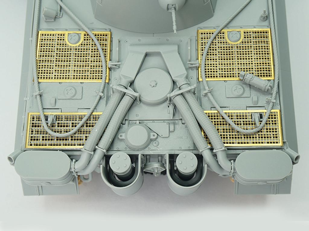 Tiger I Ausf.H2 7.5cm KwK 42  (Vista 13)