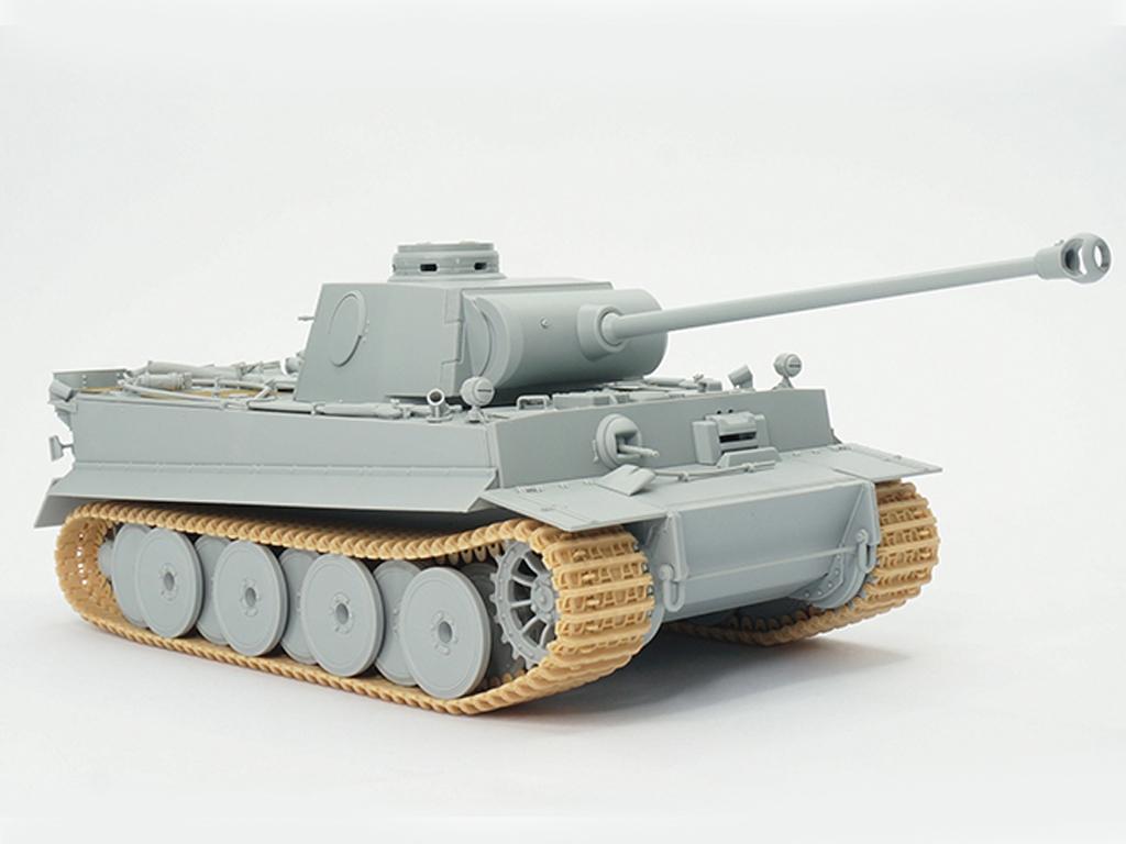 Tiger I Ausf.H2 7.5cm KwK 42  (Vista 2)