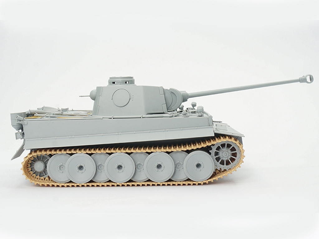 Tiger I Ausf.H2 7.5cm KwK 42  (Vista 3)