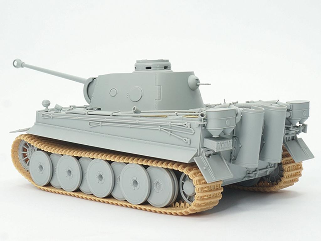 Tiger I Ausf.H2 7.5cm KwK 42  (Vista 4)