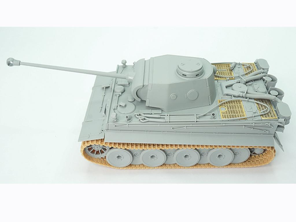 Tiger I Ausf.H2 7.5cm KwK 42  (Vista 5)