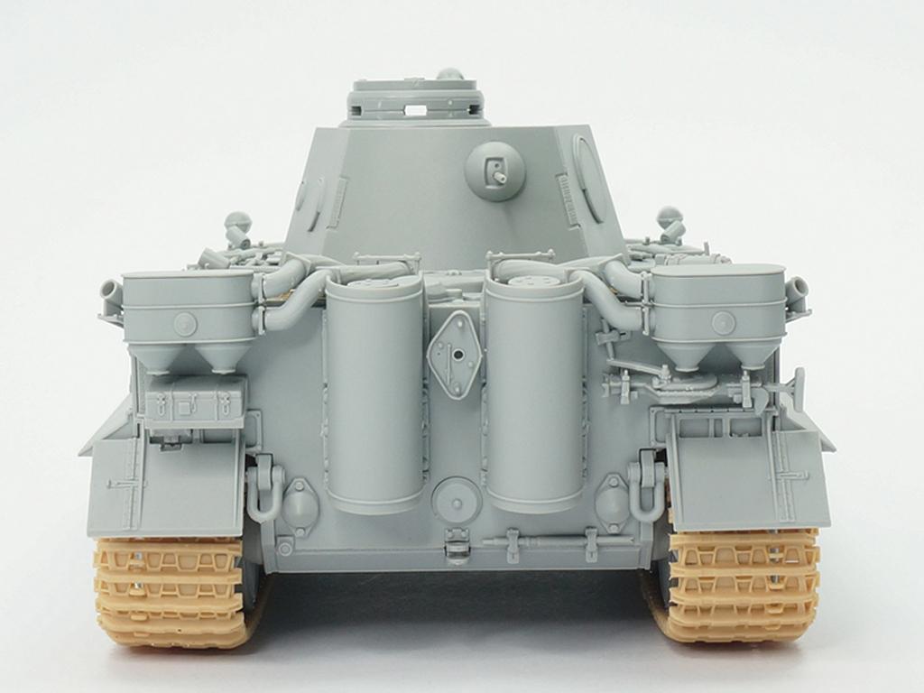 Tiger I Ausf.H2 7.5cm KwK 42  (Vista 8)