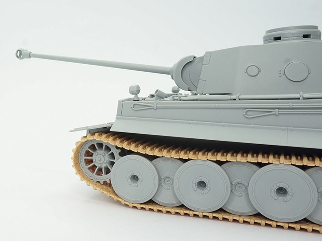 Tiger I Ausf.H2 7.5cm KwK 42  (Vista 9)