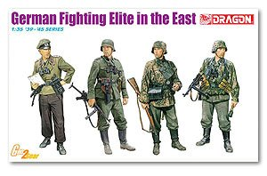 German Fighting Elite in the East  (Vista 1)