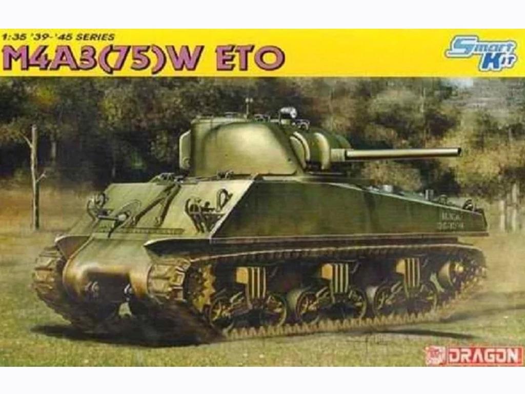 M4A3 75(W) ETO  (Vista 1)