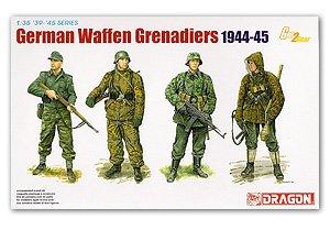 German Waffen Grenadiers 1944-45  (Vista 1)