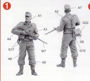German Waffen Grenadiers 1944-45  (Vista 2)
