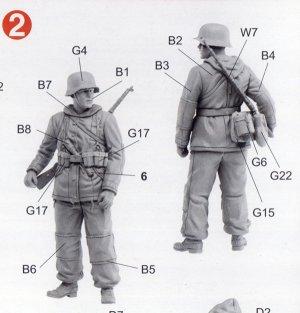 German Waffen Grenadiers 1944-45  (Vista 3)