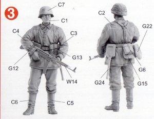 German Waffen Grenadiers 1944-45  (Vista 4)