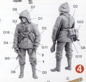 German Waffen Grenadiers 1944-45  (Vista 5)