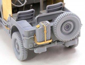 Armored 1/4 Ton 4x4 Truck w/.50-cal Mach  (Vista 6)