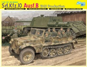 Sd.Kfz.10 Ausf.B 1942 Production  (Vista 1)