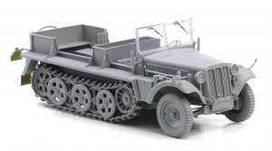 Sd.Kfz.10 Ausf.B 1942 Production  (Vista 3)