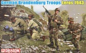 German Brandenburg Troops Leros 1943  (Vista 1)