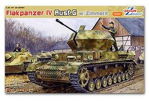 Flakpanzer IV Ausf.G con Zimmerit  (Vista 1)