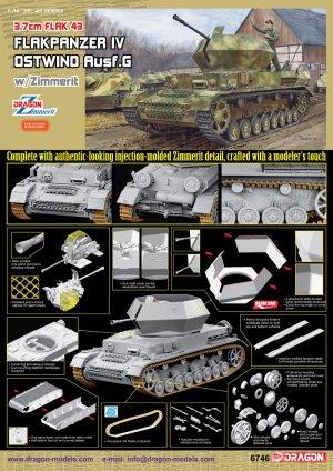 Flakpanzer IV Ausf.G con Zimmerit  (Vista 3)
