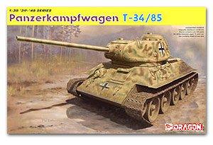 Panzerkampfwagon T-34/85  (Vista 1)