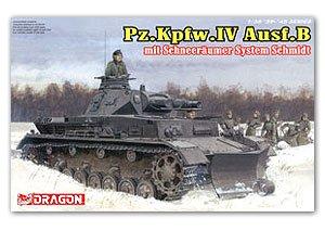Pz.Kpfw.IV Ausf.B mit Schneeraumer Syste  (Vista 1)