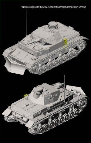 Pz.Kpfw.IV Ausf.B mit Schneeraumer Syste  (Vista 2)