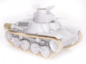 IJN Type95 Light Tank Ha-Go  (Vista 3)