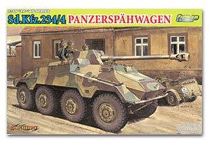Sd.Kfz.234/4 Panzerspähwagen  (Vista 1)