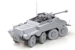 Sd.Kfz.234/4 Panzerspähwagen  (Vista 3)