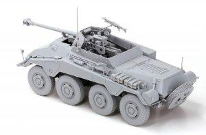 Sd.Kfz.234/4 Panzerspähwagen  (Vista 5)