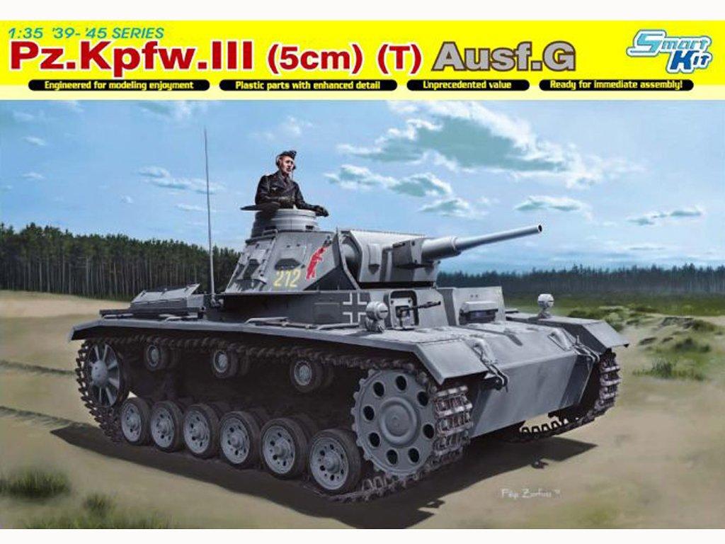 Panzer III Ausf.G w/5cm Pak  (Vista 1)