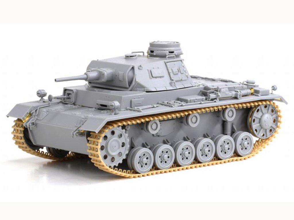 Panzer III Ausf.G w/5cm Pak  (Vista 2)