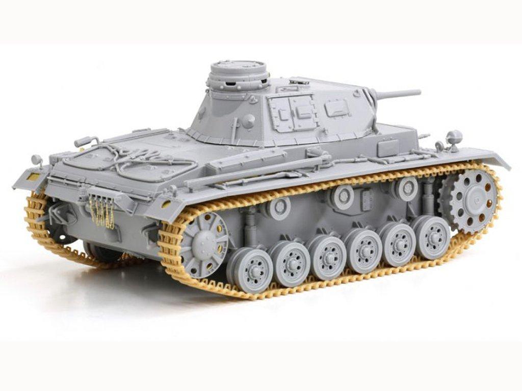 Panzer III Ausf.G w/5cm Pak  (Vista 3)