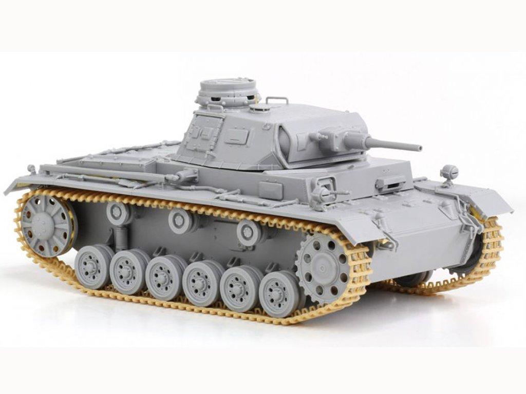 Panzer III Ausf.G w/5cm Pak  (Vista 4)