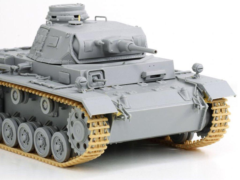 Panzer III Ausf.G w/5cm Pak  (Vista 5)