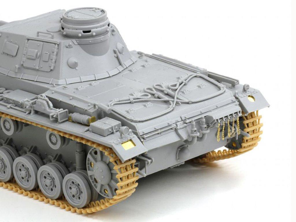 Panzer III Ausf.G w/5cm Pak  (Vista 6)