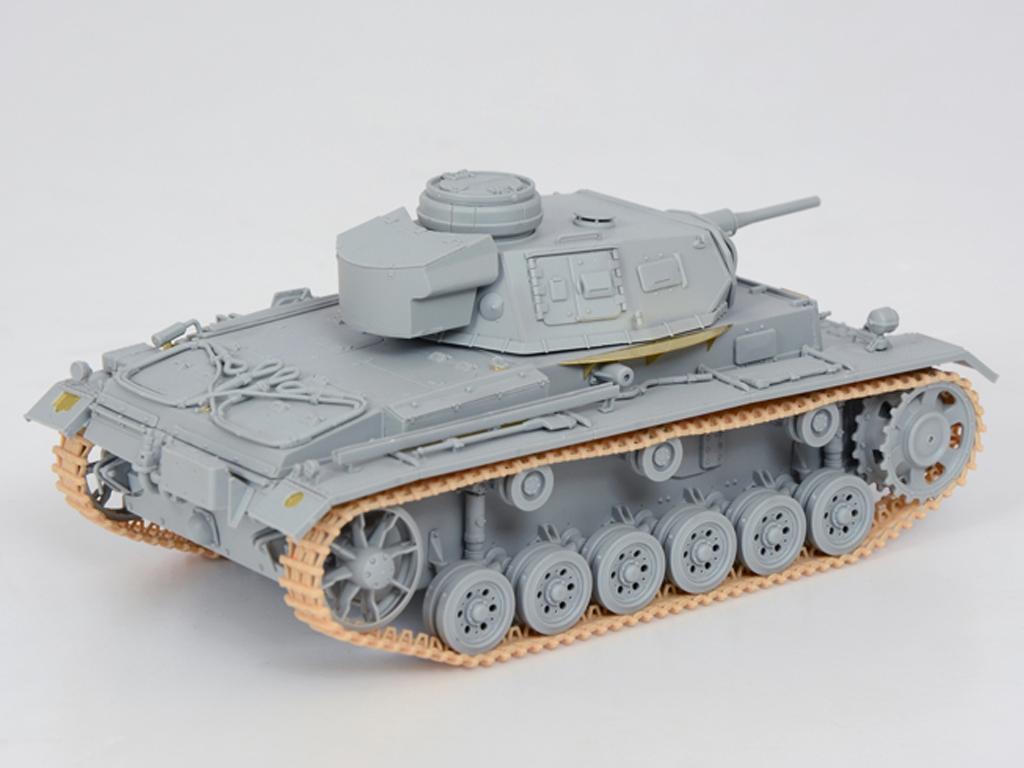 Pz.Kpfw.III als Tauchpanzer Ausf.H  (Vista 3)