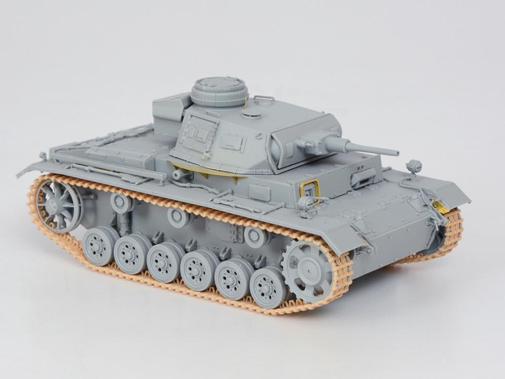 Pz.Kpfw.III als Tauchpanzer Ausf.H  (Vista 4)