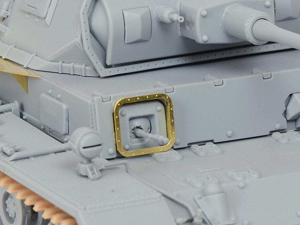 Pz.Kpfw.III als Tauchpanzer Ausf.H  (Vista 5)