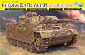 Panzer III (FL) Flame Tank Type M w/Schu  (Vista 1)