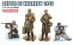 Battle of Kharkov 1943  (Vista 1)