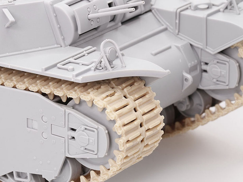 M6A1 Heavy Tank  (Vista 8)