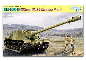 ISU-152-2 BL-10  (Vista 1)