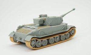 Sd.Kfz.181 Panzerkampfwagen VI(P) w/Zimm  (Vista 6)