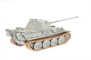 Panther Ausf.F con cañon de 7,5cm. KwK42  (Vista 2)