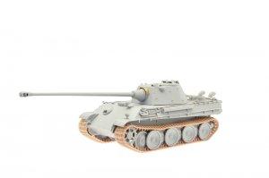 Panther Ausf.F con cañon de 7,5cm. KwK42  (Vista 3)