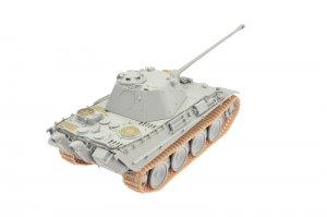 Panther Ausf.F con cañon de 7,5cm. KwK42  (Vista 4)