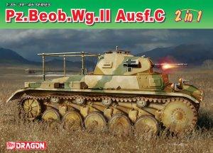Pz.Beob.Wg.II Ausf.A-C  (Vista 1)